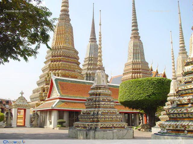 Bangkok Tour Tempels & City (790 THB)