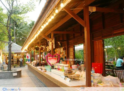 Aften Floating Market (Start 1.500 THB)