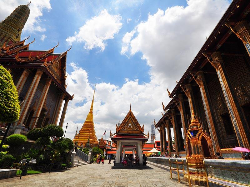 Bangkok Tour Grand Palace (990 THB)
