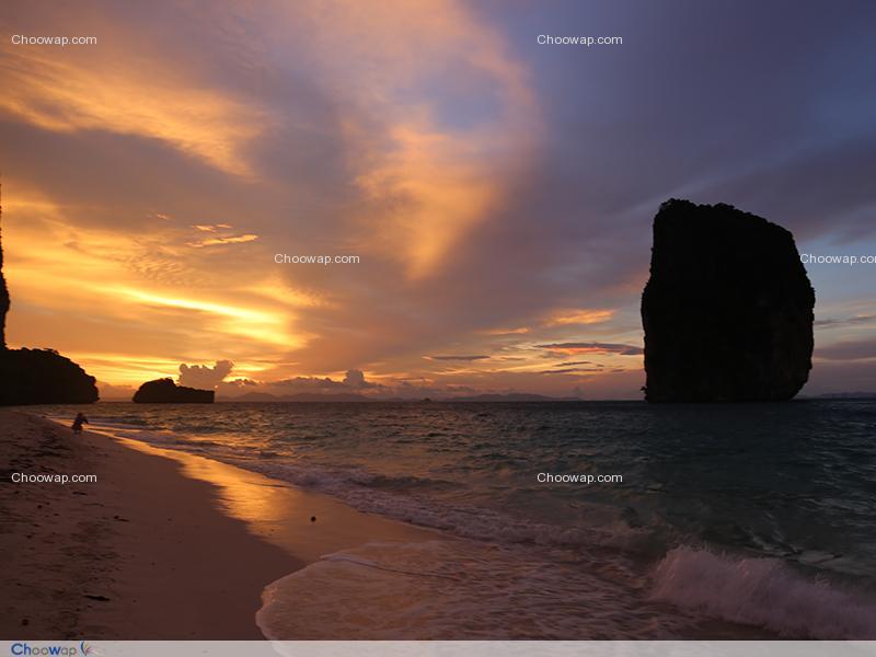 游:甲米4岛