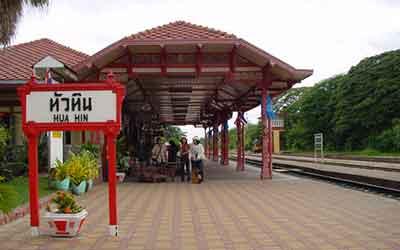 A következő városban: Hua Hin