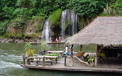 Hotel înKanchanaburi