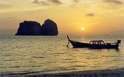 ガイ島のホテル