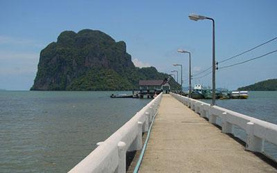 Hoteles en Trang