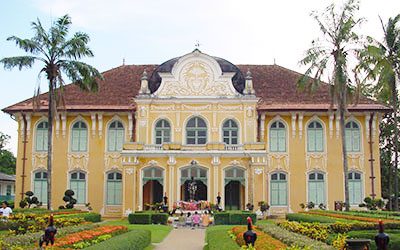 Hôtel à Prachinburi