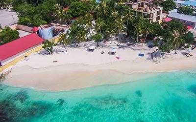 ที่พักใน Addu Atoll