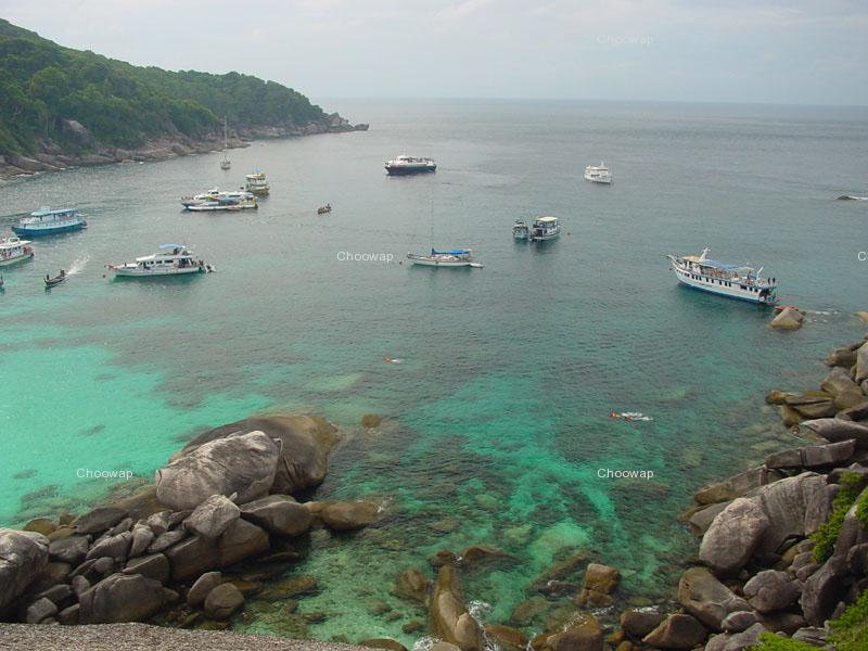 斯米兰岛1,2,3日游