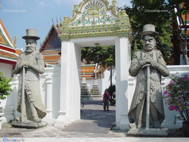 Bangkok Tour Kuil & City (790 THB)