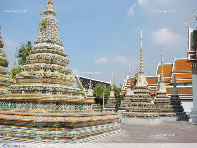 Bangkok Tour Temples & City (790 THB)
