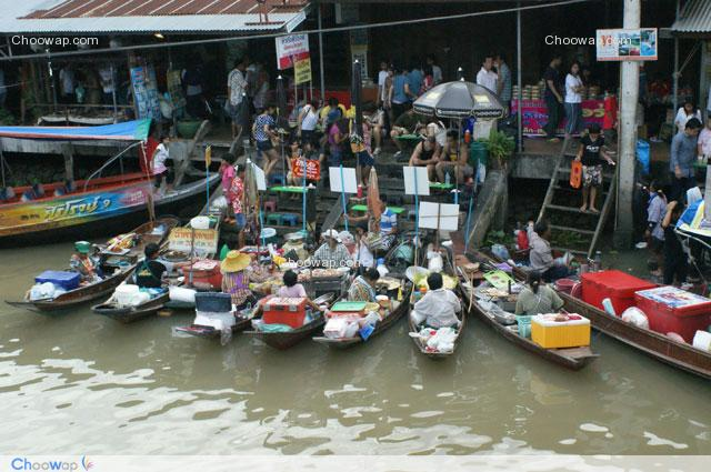 Abend Floating Market (Start 1.500 THB)