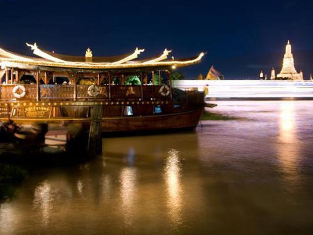 美殿河畔晚餐巡游