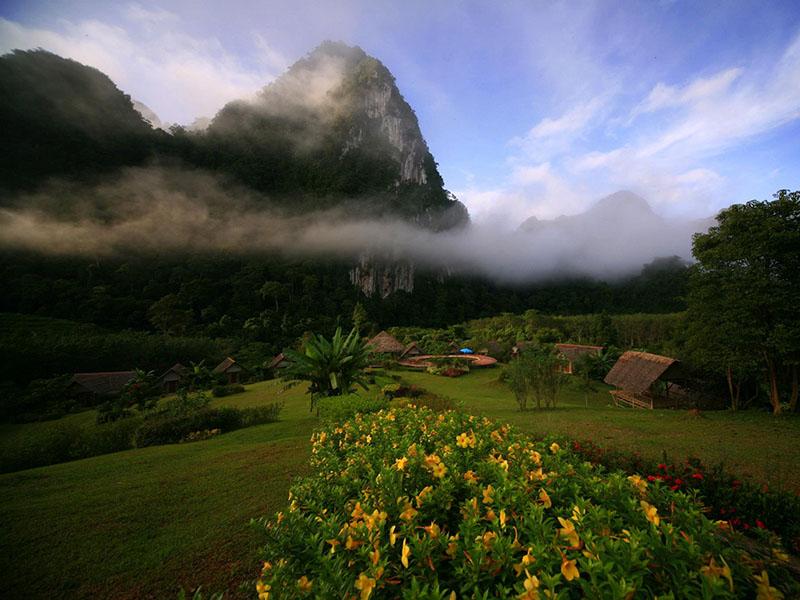 500rai +悬崖和河丛林度假村