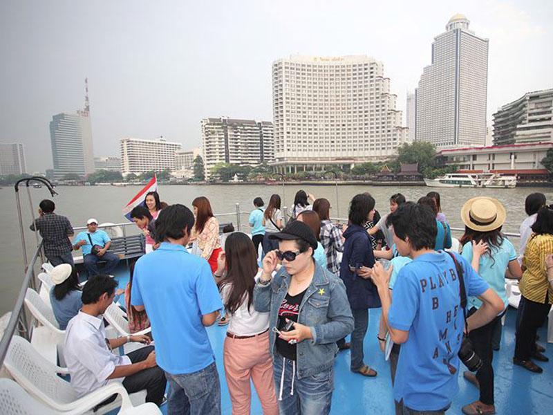 大城府每日游+午餐(乘坐太阳河游船)