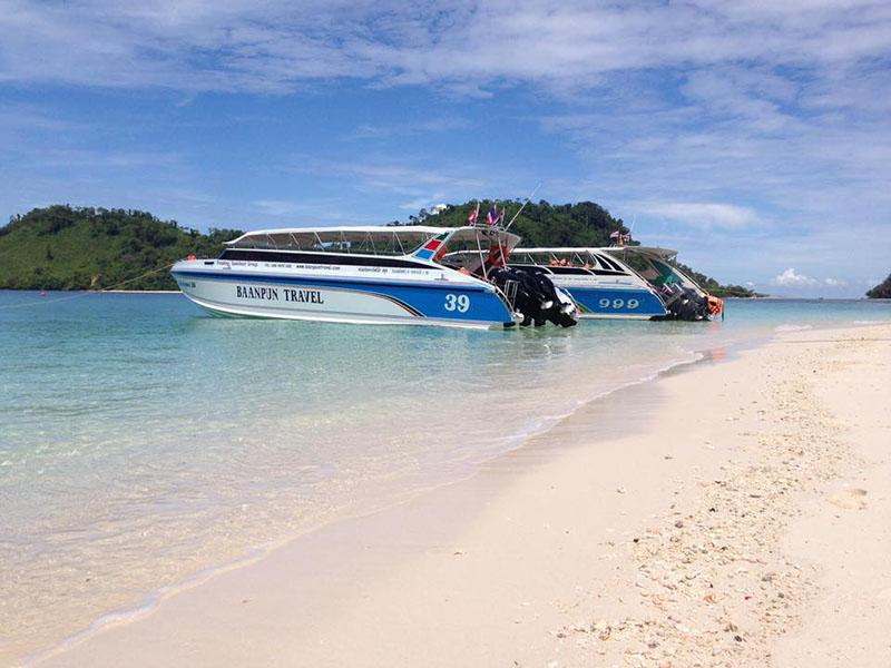 Package Tour Koh Lipe One Day Trip