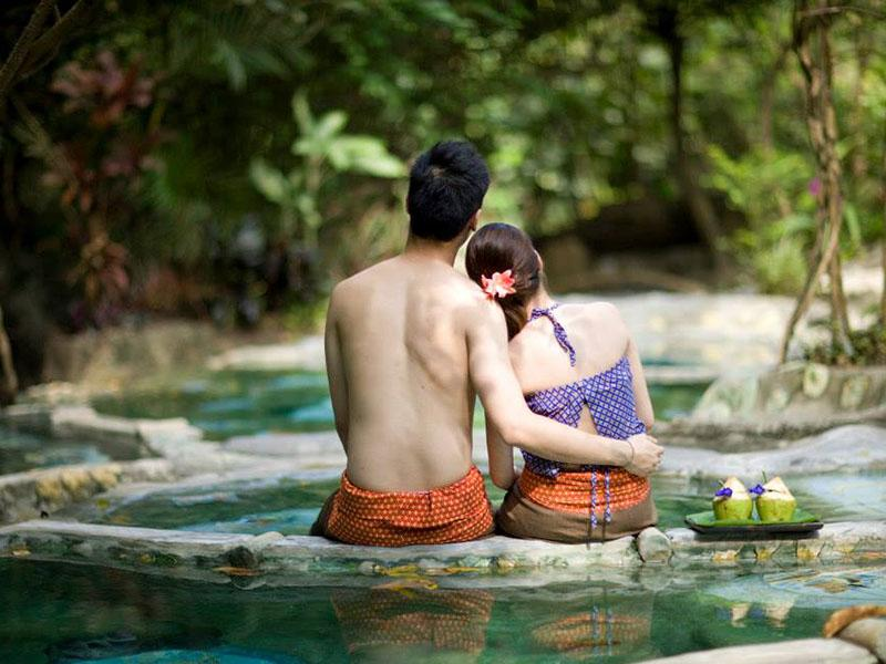 Fullday Wareerak Hot spring spa