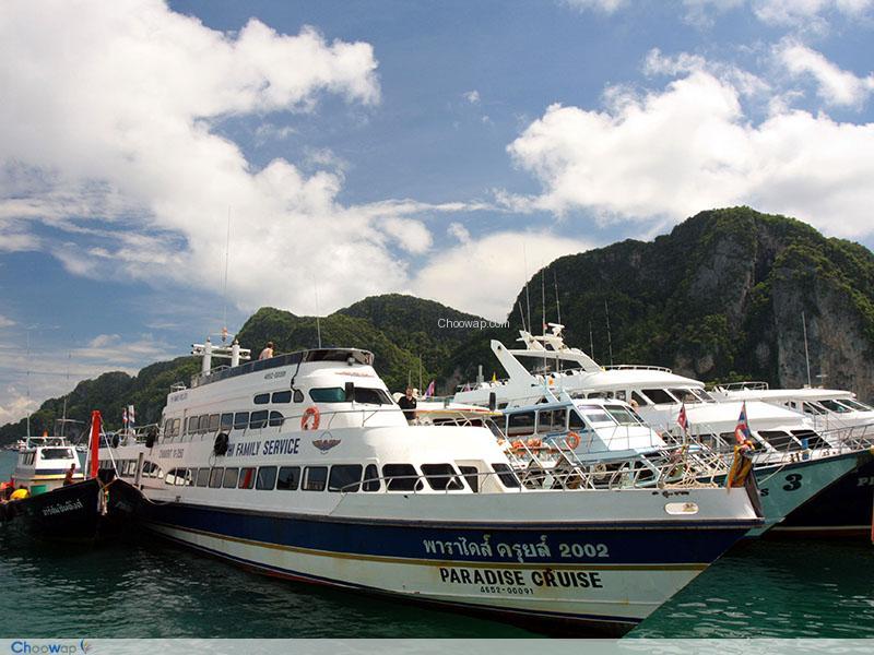 旅游:奥南或莱雷到皮皮岛
