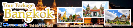 Tour Package Bangkok