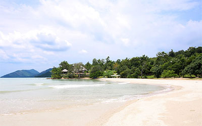 Location Koh Yao