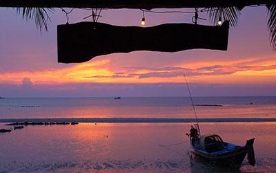 Location Koh Phangan
