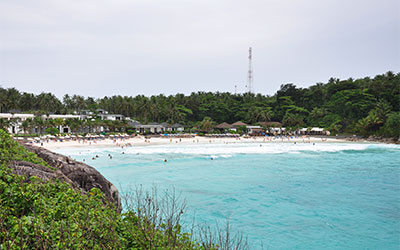 Location Koh Racha