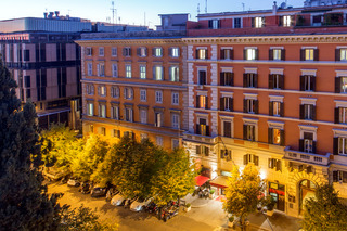 Hotels In Via Veneto