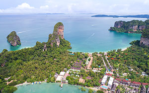 Emplacement Railay