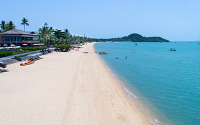 Location Koh Samui