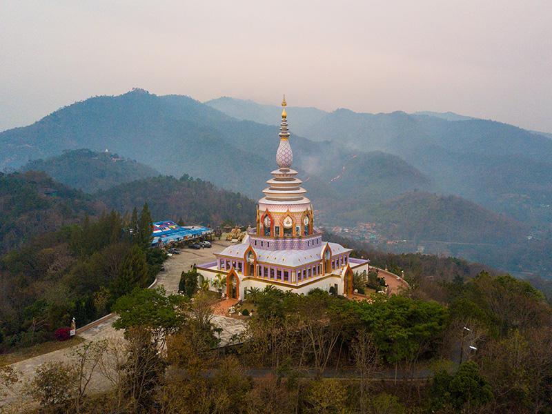 Helyek Chiangmai