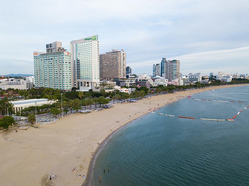 locatie Pattaya