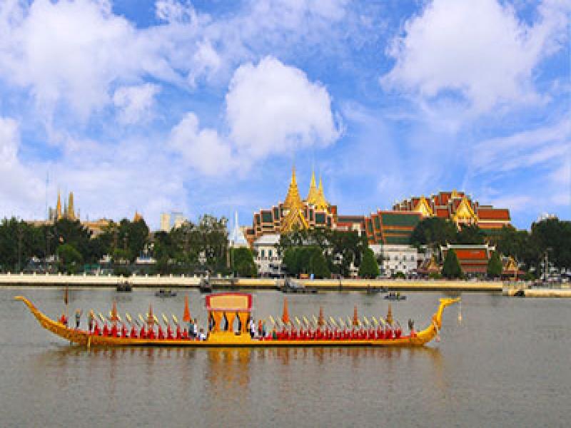 locatie Bangkok