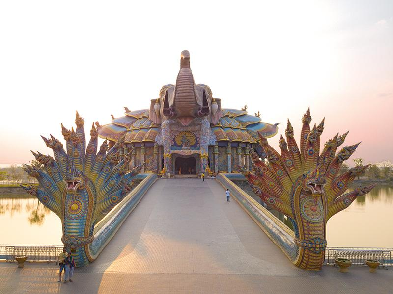 Emplacement Nakorn Ratchasima