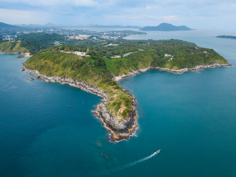 Emplacement Phuket