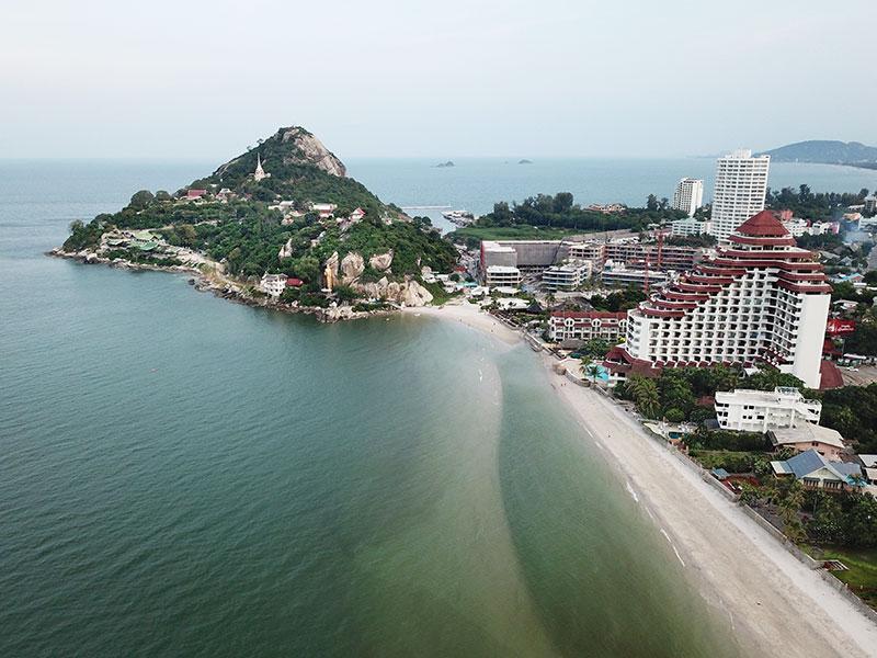 Location Hua Hin