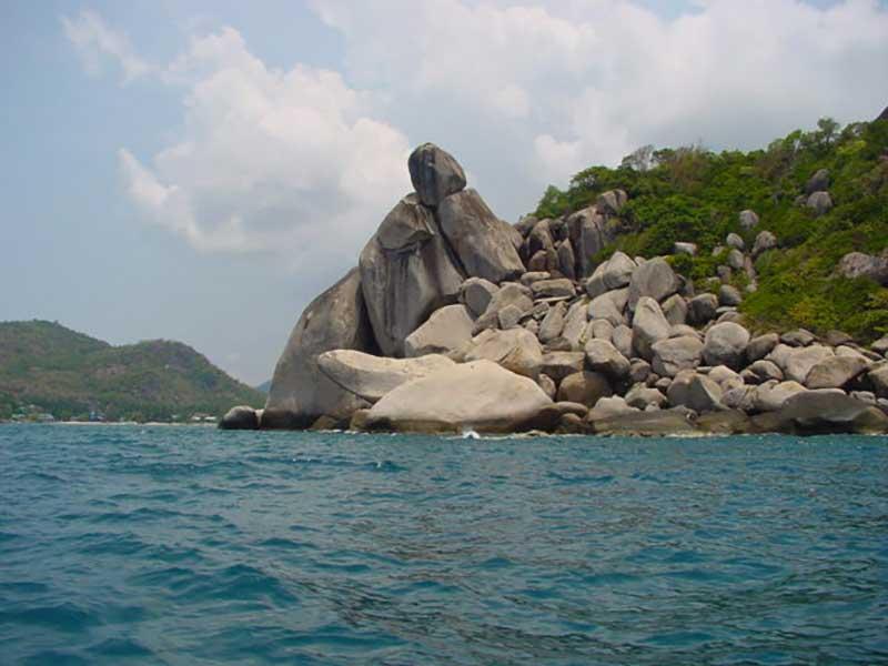 Standorte Koh Tao